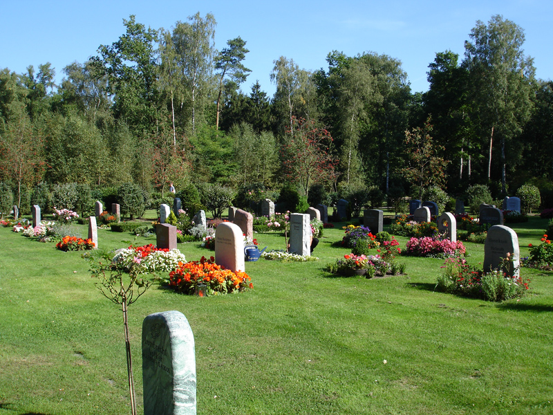 Friedhof Wedel